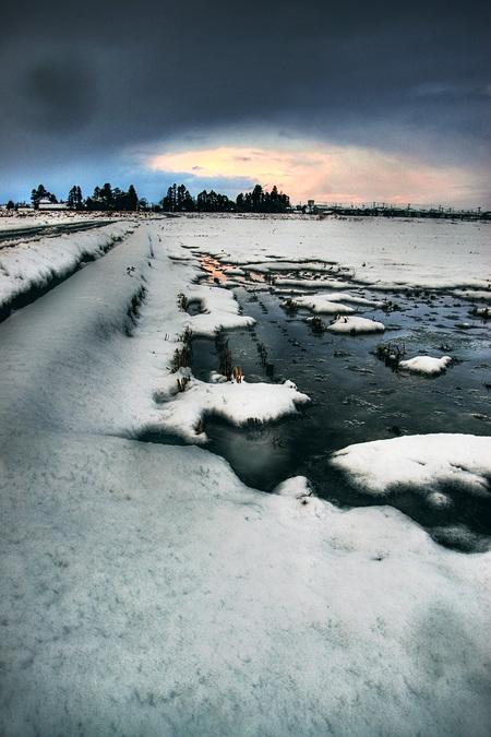 雪景色HDR1